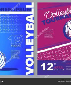 free volleyball tournament flyer template  cards design templates volleyball tournament flyer template doc