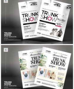 latest articles » page 1282 » free download vector stock trunk show flyer template pdf