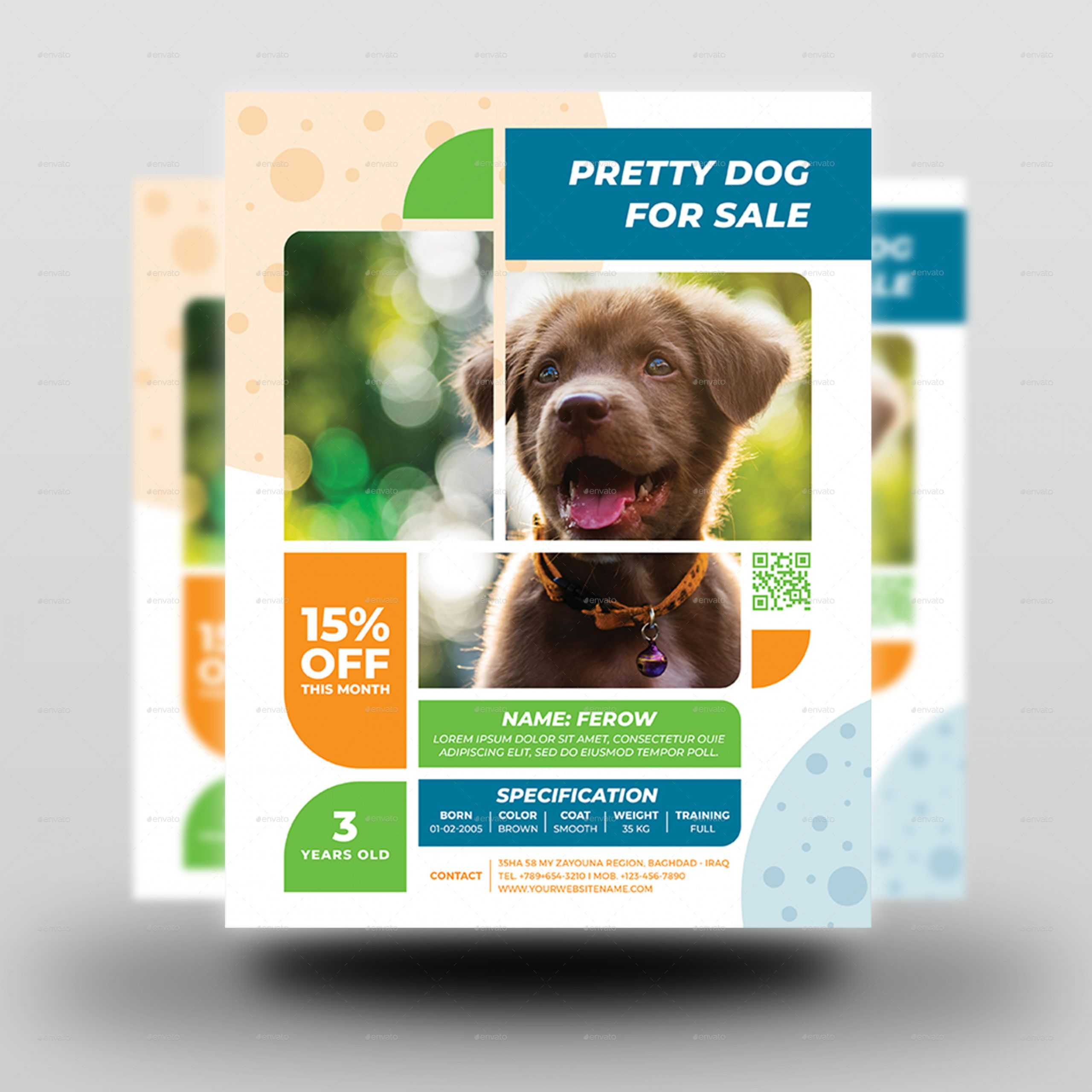 pets for sale flyer template puppies for sale flyer template and sample