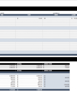 printable all the best business budget templates  smartsheet business unit budget template word