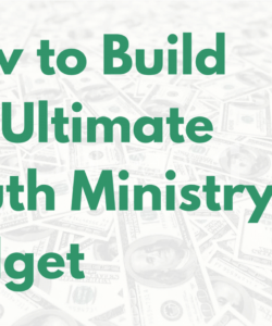 sample how to build the ultimate youth ministry budget youth ministry budget template example