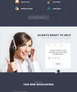 sample responsives landing page template für café 59249 cafe budget template pdf