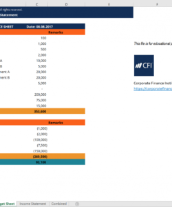 spreadsheet personal financial statement excel template get budget financial statement template doc