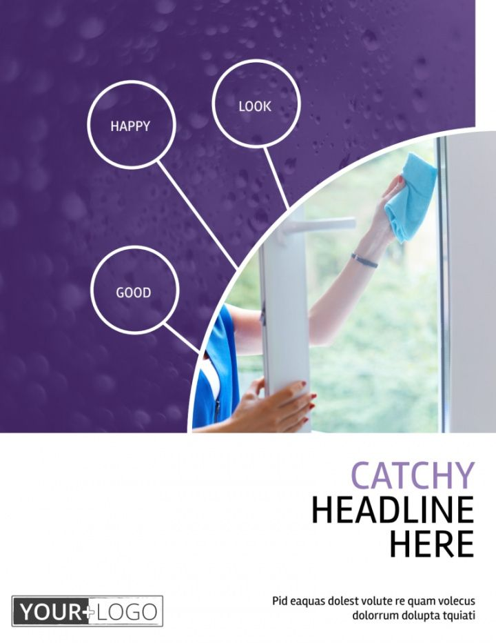 window cleaning service flyer template  mycreativeshop window cleaning flyer template