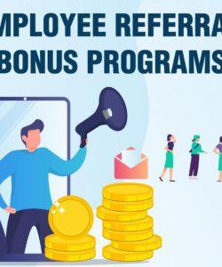 15 creative ideas for employee referral bonus programs referral bonus flyer template doc