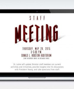 17 standard meeting flyer template for meeting flyer staff meeting flyer template pdf