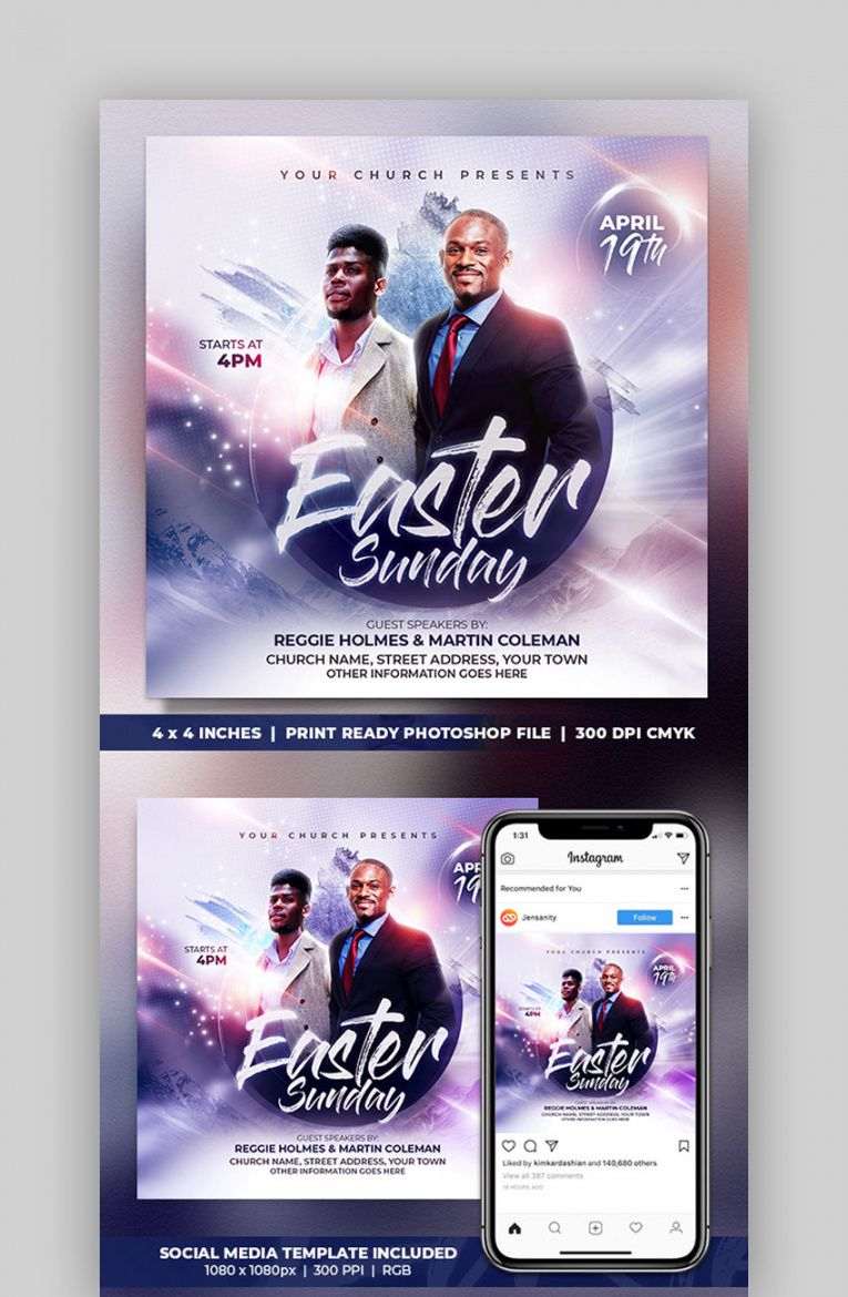 20 best free church flyer templates for your 2020 religious church revival flyer template doc
