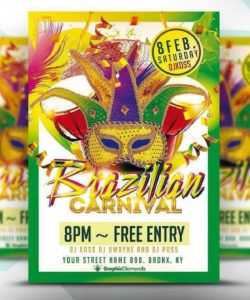 70 create carnival themed flyer template with stunning carnival themed flyer template doc