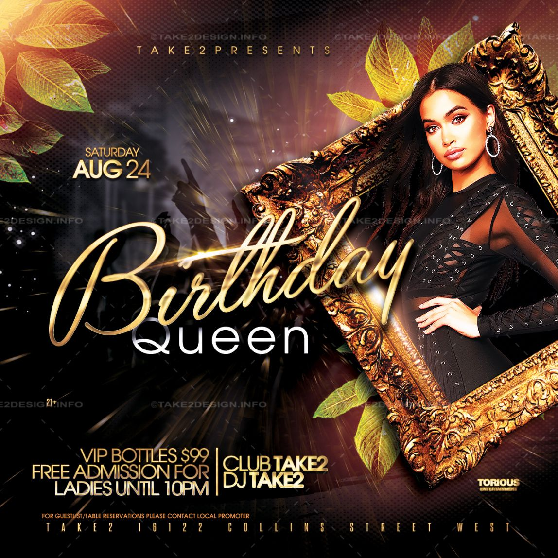 birthday party flyer template birthday celebration flyer template pdf