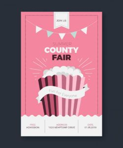 cute county fair flyer template  download free vectors county fair flyer template