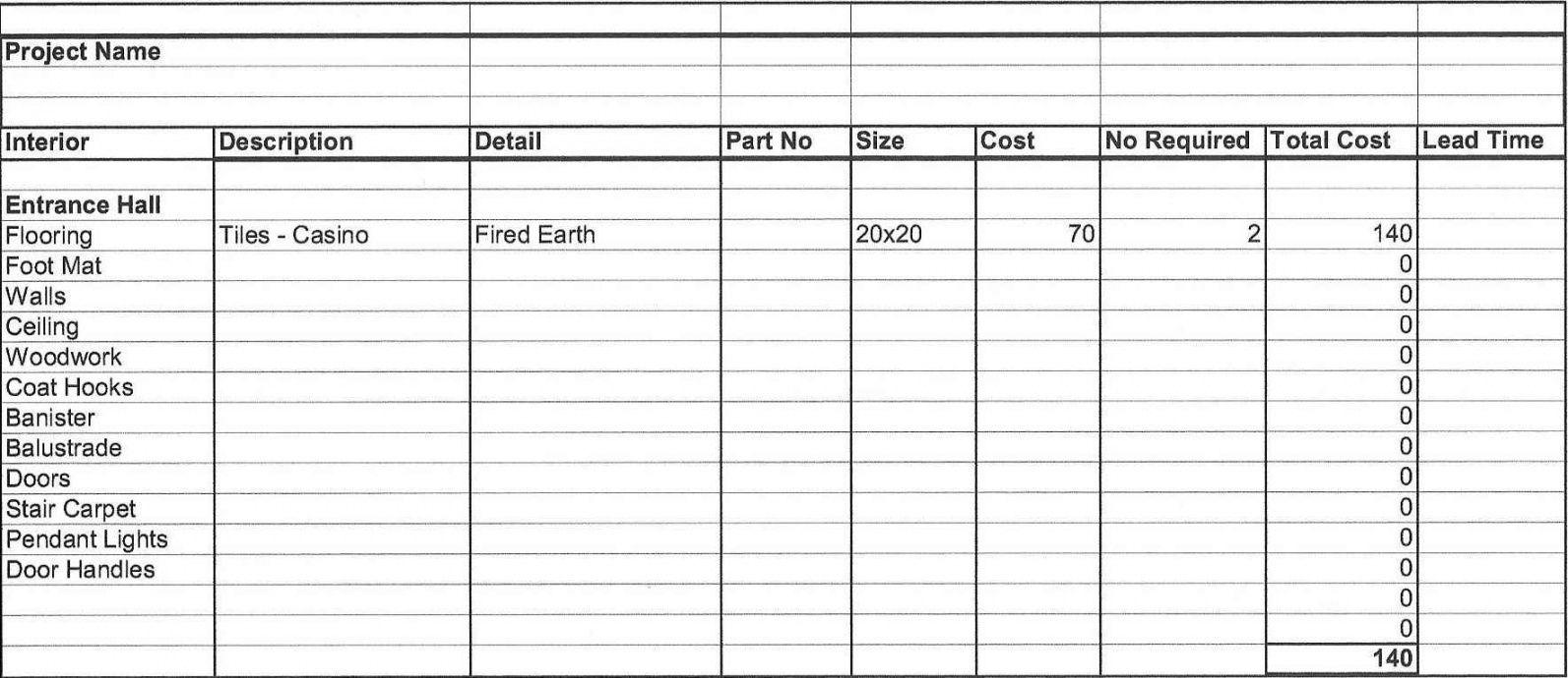 editable house renovation budget spreadsheet costs uk home sheet house renovation checklist template pdf