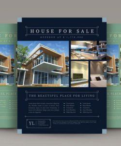 free 30 best real estate flyer templates  design shack luxury real estate flyer template