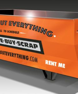 free 5 dumpster rental marketing tips for junk removal companies junk removal flyer template and sample
