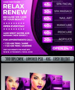 free beauty salon flyer graphics designs & templates beauty salon flyer template pdf