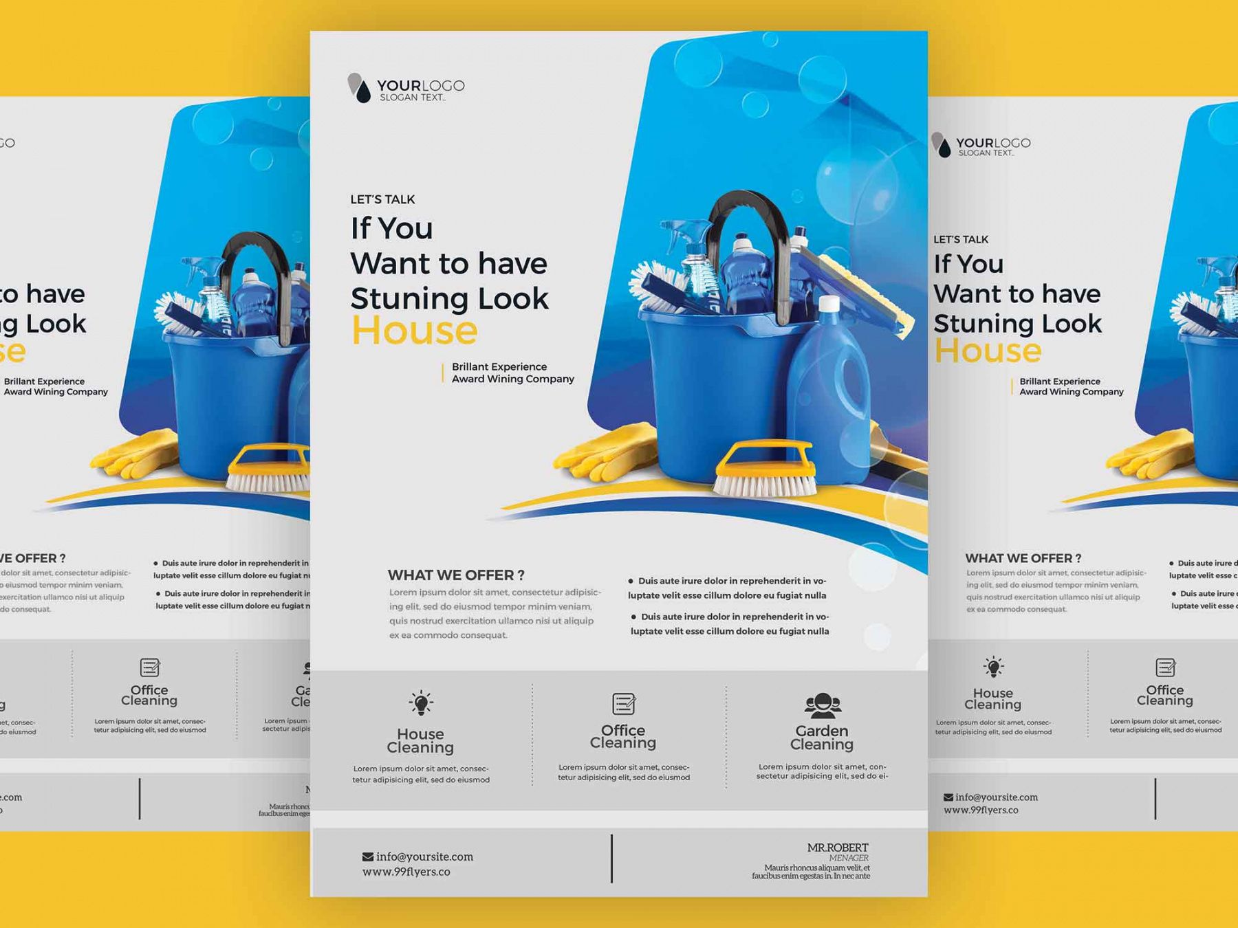 free free cleaning service flyer template psd maid service flyer template and sample