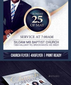 free men conference graphics designs & templates from graphicriver church conference flyer template and sample