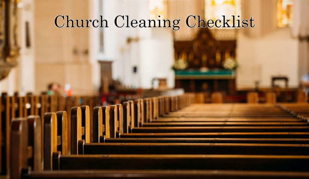 printable church cleaning checklist  desert oasis cleaners church cleaning checklist template doc