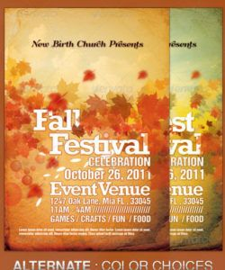 thanksgiving church flyer graphics designs & templates fall event flyer template pdf