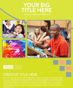 creative art class flyer template  mycreativeshop art class flyer template doc