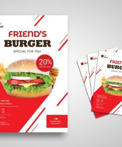 free delivery food flyer template food delivery flyer template pdf