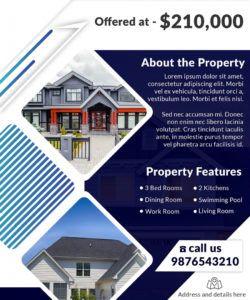 free download free property for sale real estate flyer design land for sale flyer template doc
