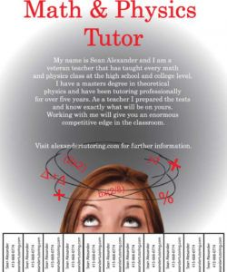 free math and physics tutor flyer  3 flyer designs for a math tutoring flyer template doc