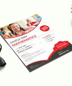free simple math tutoring flyer design template in word psd math tutoring flyer template and sample
