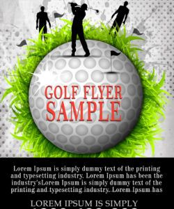 free template golf scramble flyer template golf scramble flyer golf tournament fundraiser flyer template pdf