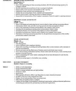 lease accountant resume samples  velvet jobs accounting job description template doc
