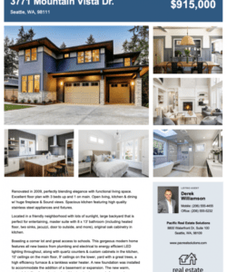 real estate flyer free templates  zillow premier agent land for sale flyer template doc