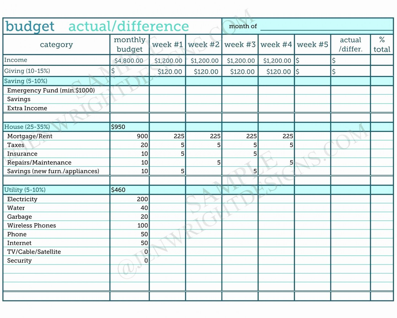 sample zero ased udget xls monthly worksheet spreadsheet template zero based budget template word