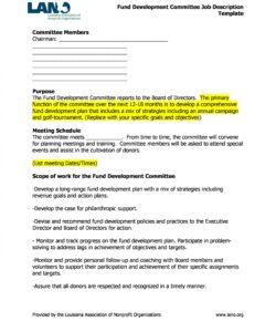 47 job description templates & examples ᐅ templatelab generic job description template pdf