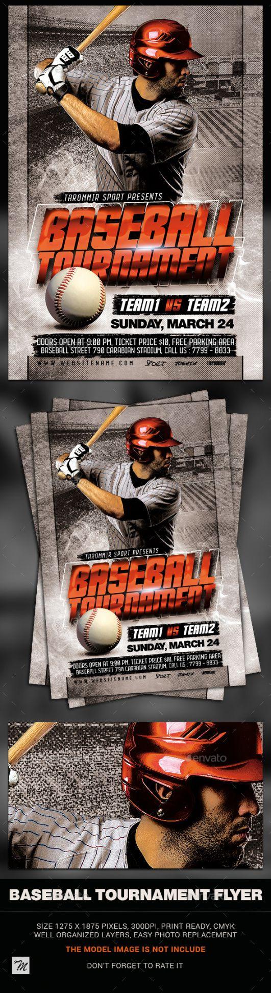 baseball tournament flyer baseball tournament flyer template pdf