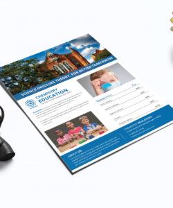 chemistry tutoring flyer design template in word psd publisher summer tutoring flyer template