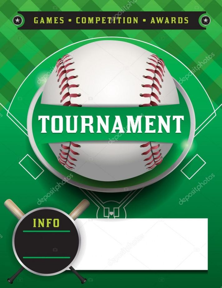 free baseball tournament template illustration 53588021 baseball tournament flyer template and sample