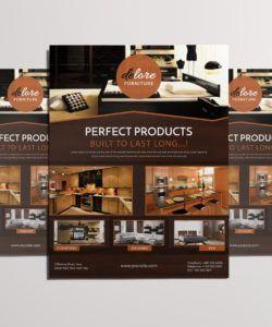 free beautiful furniture sale flyer design template in psd word furniture sale flyer template