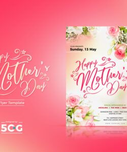 free free mothers day flyer template 2018 mothers day flyer template and sample