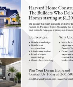 free simple real estate marketing pamphlet template real estate marketing flyer template pdf