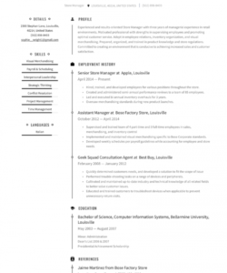 free store manager resume examples & writing tips 2020 free retail store manager job description template and sample