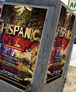 hispanic heritage month 4  flyerheroes hispanic heritage flyer template and sample