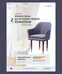 minimalist furniture flyer template free by 99 flyers furniture sale flyer template doc