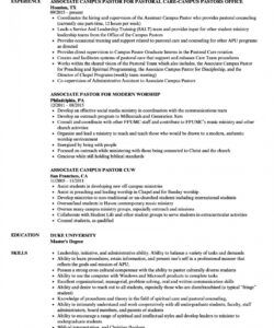 pastor resume samples  velvet jobs worship leader job description template doc