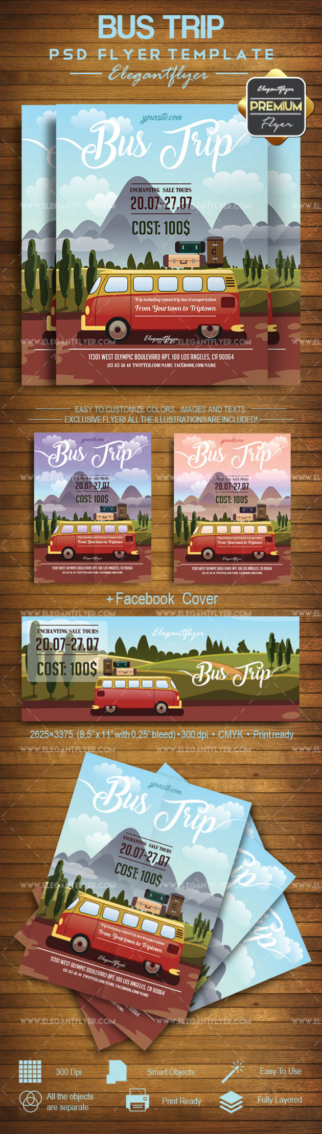 free bus trip flyer templates bus ride flyer template pdf