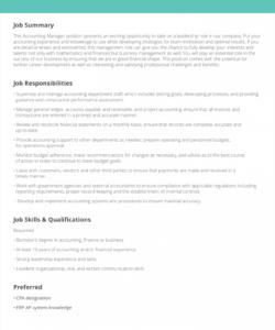 free manufacturing job description templates & examples  livecareer manufacturing job description template