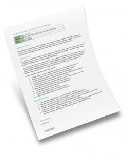 free project manager job description template  roubler thailand project manager job description template