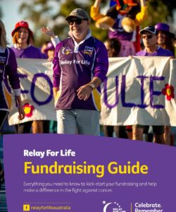 free useful downloads  relay for life  cancer council relay for life fundraiser flyer template pdf