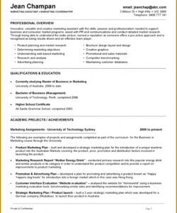 Best Marketing Manager Job Description Template Doc Example