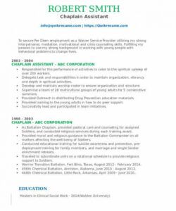 Best Ministry Job Description Template Doc Sample