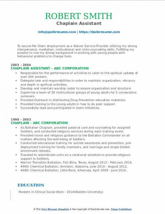Best Ministry Job Description Template Doc Sample