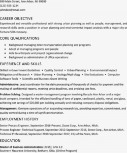 Printable Functional Job Description Template Doc Sample